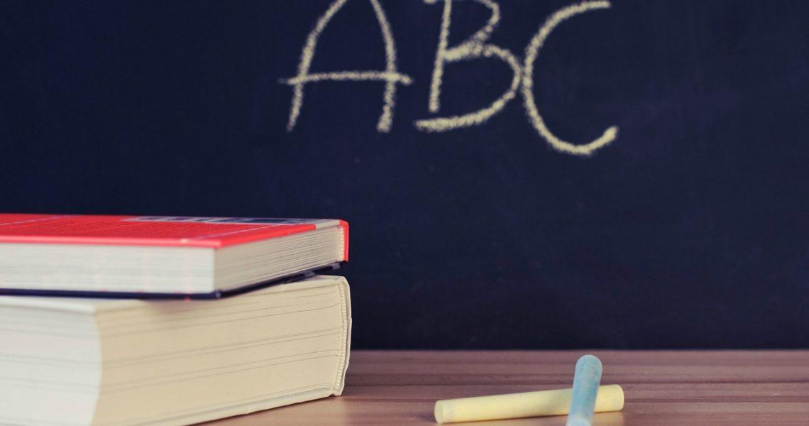 alfabeto del web writing