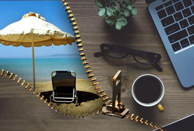 Contenuti per il blog in estate